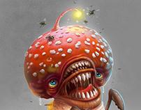 Mushroom Worm