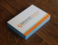Brand Juice Business Cards