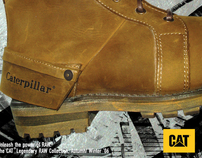 Cat Footwear - Legendary Raw Collection
