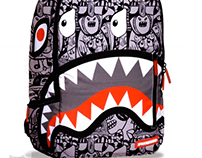 DESIGN / Sprayground Backpack