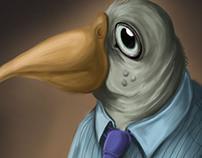 Birdhead