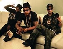 Dazed - 'The Good Life' (2 Chainz, Big Sean, Pusha T)