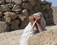 Kerman Desert from Iran