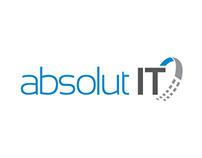 AbsolutIT Logo Design