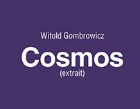 COSMOS (agencement texte)