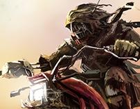 火星騎士/The Mars Rider