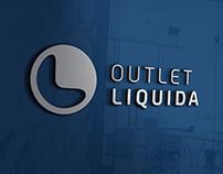 Outlet Liquida Logo Design