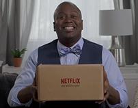 Netflix - Emmy Mailer Unboxing w/ Tituss Burgess