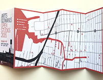 Arts Gowanus Open Studio 2015 map