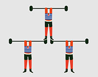 SOMOS SEAT Mitarbeitermagazin / Illustration