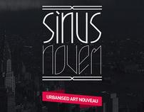 SINUS NOVEM // Typography