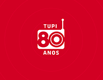 Tupi's 80th Anniversary