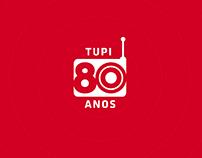Tupi's 80th Anniversary
