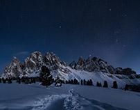 Solo adventure through the Dolomites