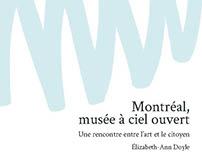 Montréal, musée à ciel ouvert