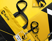 Softk Brand Identity Design.