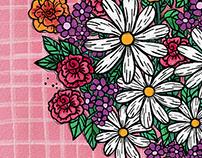 Fleurs - série