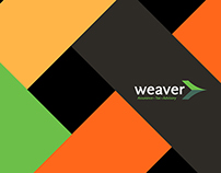 Print | Weaver – Corporate Brochure