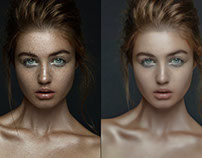 Retouching Time laps