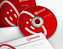 ŽEMAITIJOS PIENAS Company logotype, brand book redesign