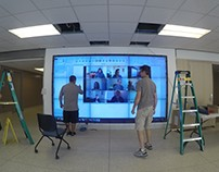 NYIT Video Wall Promotional Video