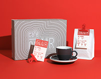 Cafeonair Happy New Year Gift Box