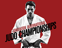 Edmonton International Judo Championships