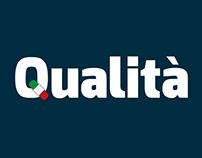 Logo della Rivista italiana della Qualità