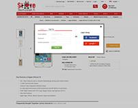 3lamodak store - Sign In Page