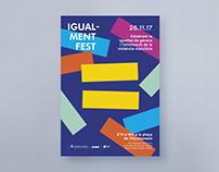 Igual-ment Fest 2017. Equality gender festival