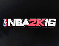 NBA 2K16 // Game Cinematic