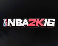 NBA 2K16 // Game Cinematic