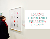 Triennale - The New Vocabulary of Italian Fashion