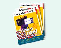 Rapport d'activité 2015 - La Casemate
