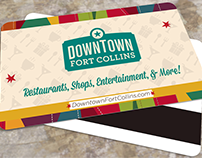 Downtown Fort Collins Advertisements 2016