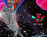 Adidas Originals X Eric Bailey