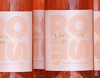 Packaging - Lagarde Rosé