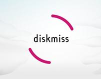 Diskmiss | Branding