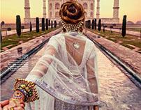 Follow me... - Harper's Bazaar Bride, India - Apr '15
