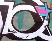 """Graffiti """"ONB"""""""