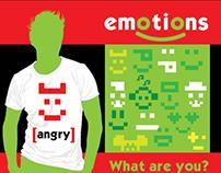 Футболки «emotions»