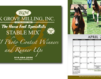Elk Grove Milling Calendar