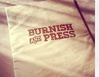 Burnish & Press  |  Branding
