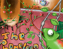 Childrens Book (The Chameleon that went wrong)
