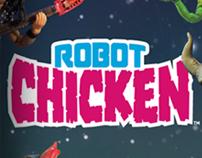 Robot Chicken iPod Skin