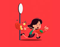 Publicis | Hungary | Illustration