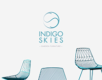 Indigo Skies / Quality Garden Furniture Identity
