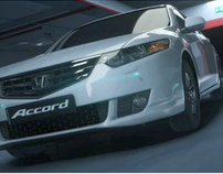HONDA Accord - microsite - Vintage Productions