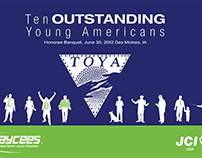2012 Ten Outstanding Young Americans Program