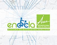 Visualización de datos de viajes EnCicla / SBP Medellín